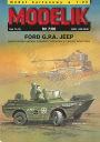 MODELIK 07/00 FORD G.P.A. JEEP