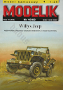 MODELIK 10/02 WILLYS JEEP