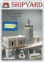 SHIPYARD ML031 1:87 Los Morrillos de Cabo Rojo Lighthouse