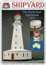 SHIPYARD ML007 1:87 North Reef Lighthouse